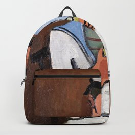 Helmut Kolle - Young man in sailor clothes - Digital Remastered Edition Backpack