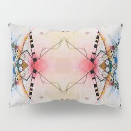 Kandinsky Reimagined Pillow Sham