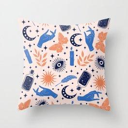 Magical Items  Throw Pillow