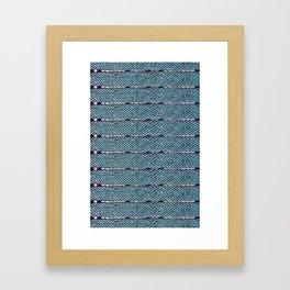 pileta Framed Art Print