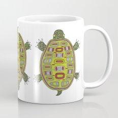 Tiled turtle Mug