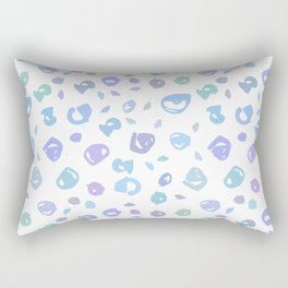abstract (30) Rectangular Pillow