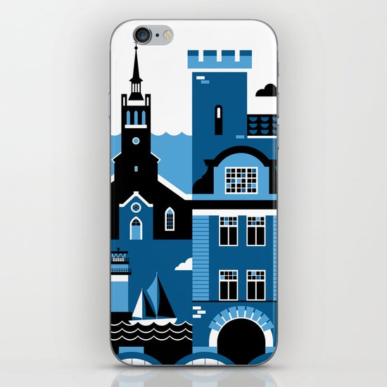 Tallinn iPhone & iPod Skin