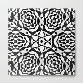 Symmetry 1 Metal Print