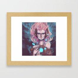 ambivalence Framed Art Print