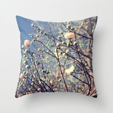 Flower series 01 Throw Pillow