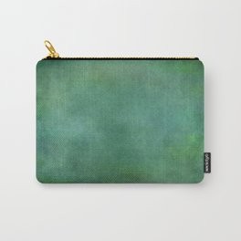 Looking into the depths of green Carry-All Pouch