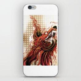 My Heartache iPhone Skin