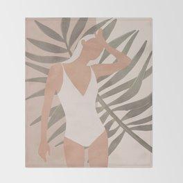 Summer Day Throw Blanket