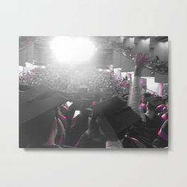 Graduation Glee (part 2) Metal Print