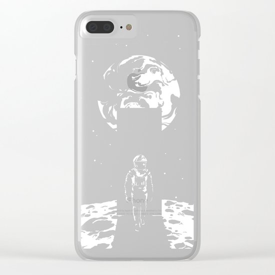 [monolith] Clear iPhone Case