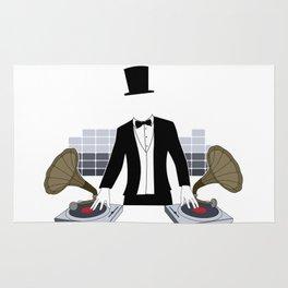 DJ Gramophone Rug