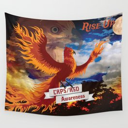 Rise Up Wall Tapestry