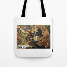 Just A Thought Tote Bag