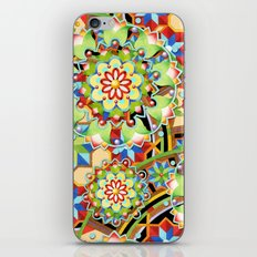Design Confections Pattern on Pattern III iPhone & iPod Skin