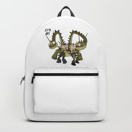 Hungry Barf and Belch Backpack