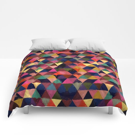 Abstract #374 Comforters