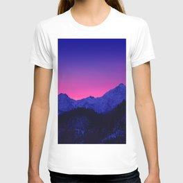 Dawn in Mountains T-shirt