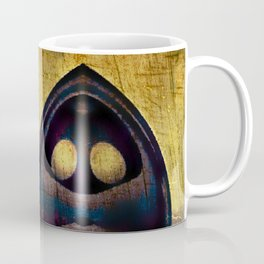 The Double Nature Of Owls Coffee Mug