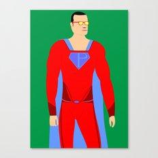 Superman (XII) Canvas Print