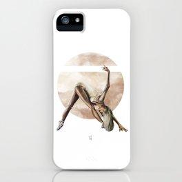 Aquarelle Ballerina 06 iPhone Case
