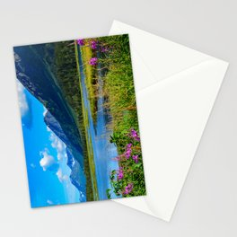 God's Country - II, Alaska Stationery Cards