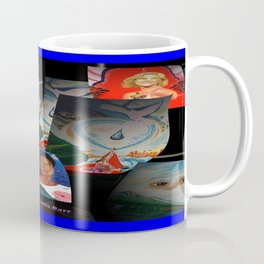 KEVIN CURTIS BARR 'S ART POSTERS Coffee Mug