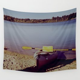 Kayak Wall Tapestry