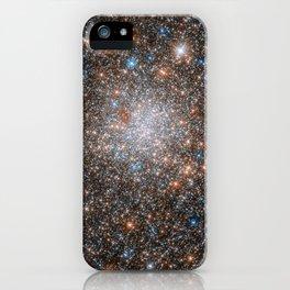 1612. NGC 1898: Globular Cluster in the Large Magellanic Cloud  iPhone Case