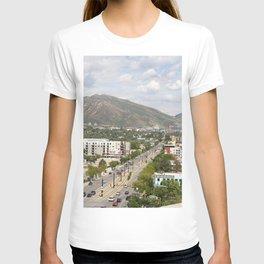 Salt Lake City Street T-shirt