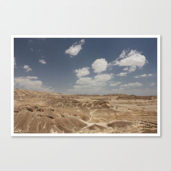 Desrt Sky Canvas Print