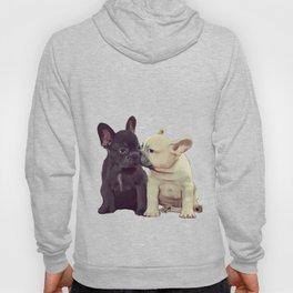 Frenchie kiss Hoody