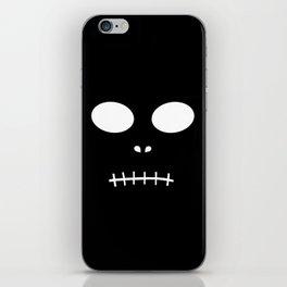 Horror iPhone Skin