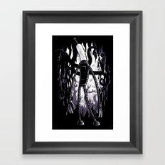 Benderman Framed Art Print
