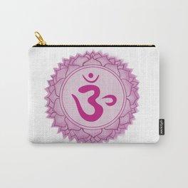 Sahasrara Crown Chakra Carry-All Pouch