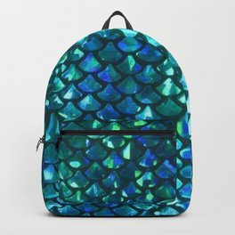 Mermaid Scales Backpack