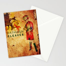 Kathleen Neal Cleaver Stationery Cards