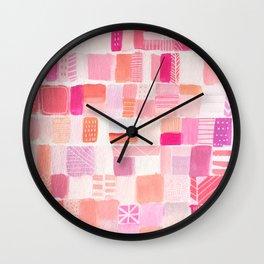 Ladurée Wall Clock