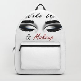 wake&makeup life Backpack