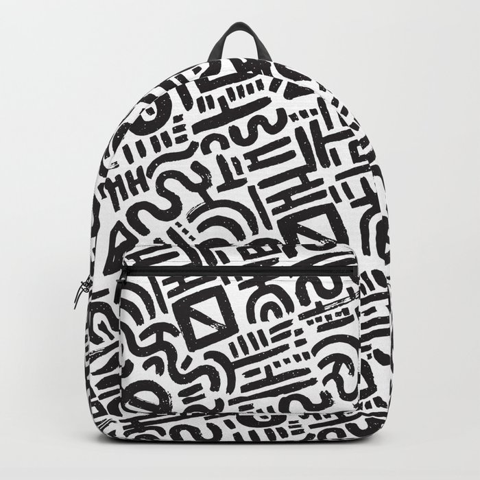 Abstract 0018 Backpack