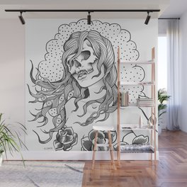 I Want Your Skull Wall Mural