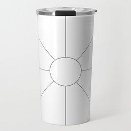 Line Sun Travel Mug