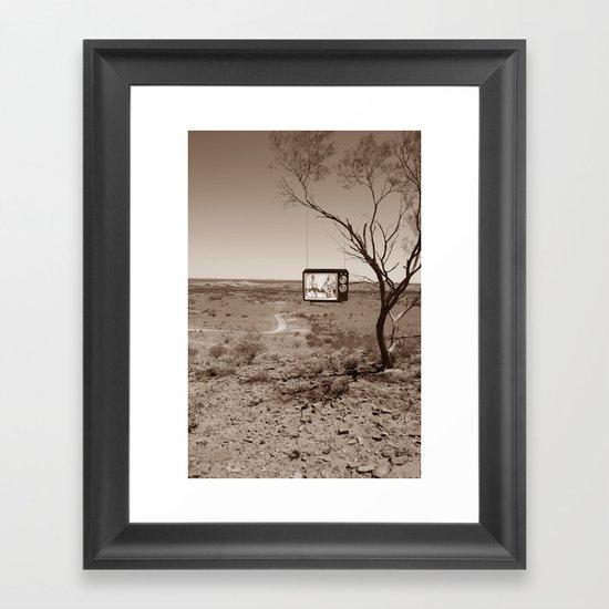 medium rare prime time Framed Art Print