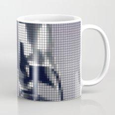 Darth Vader Helmet Pixel Mug
