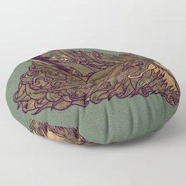 Bear Floor Pillow