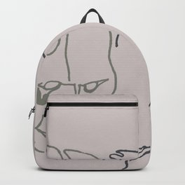 When two become one Backpack