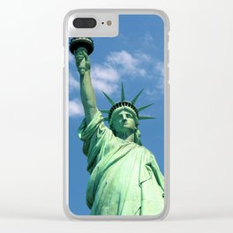 Liberty Clear iPhone Case