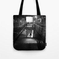 daria Tote Bags featuring Daria by Jens Lumm
