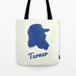 Justin Turner Tote Bag