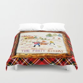 The Forty Niners Duvet Cover